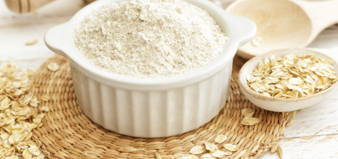 Oat Flour Available In India