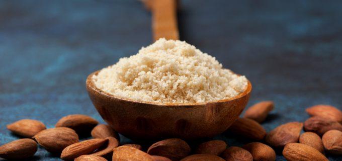 Almond Meal Flour by Nutricion